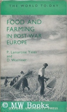 One of many publications on agriculture by Paul Lamartine Yates