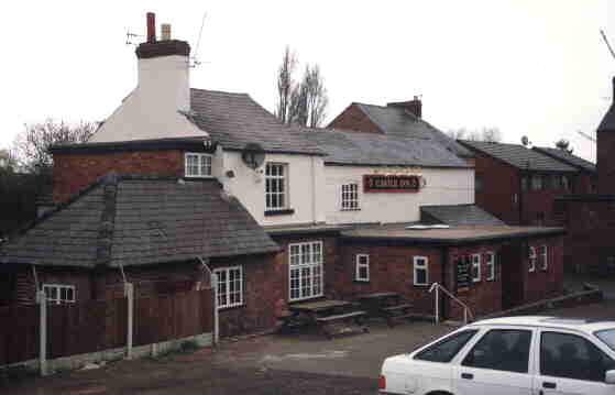 """The Castle Inn  in 1990 (""""Hendy's"""")"""